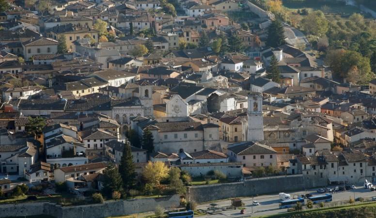 Norcia, Italy