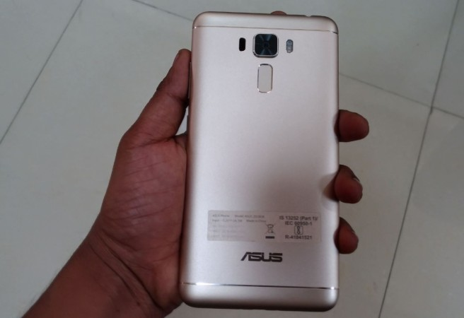 Asus Zenfone 3 Laser Hands-on: First impression