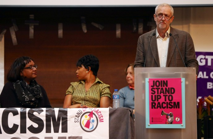 London racism