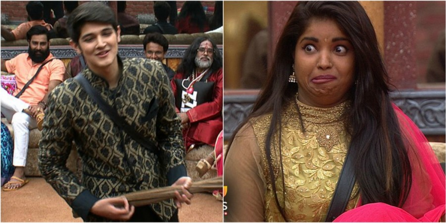 Rohan Mehra, Lokesh Kumari on Bigg Boss 10