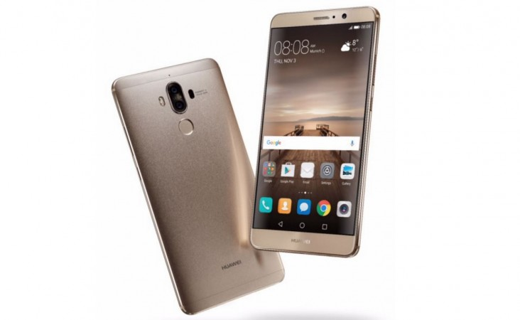 Huawei Mate 9 with Leica dual-camera
