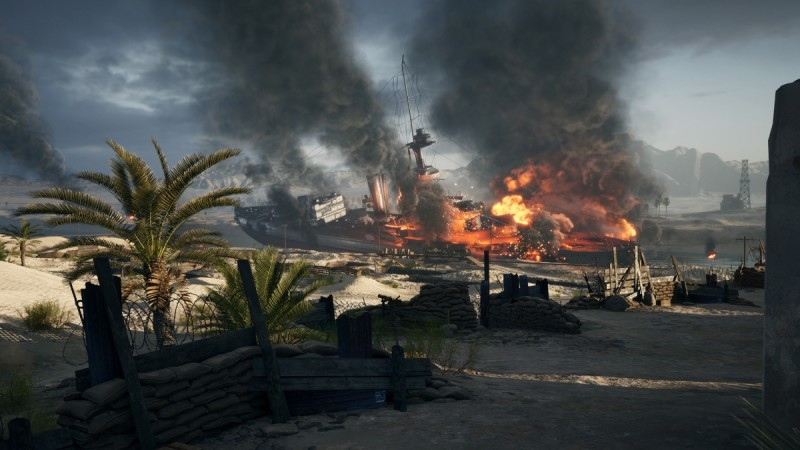 Tweaks to Suez Maps, new custom game and more confirmed to hit Battlefield 1 very hortly