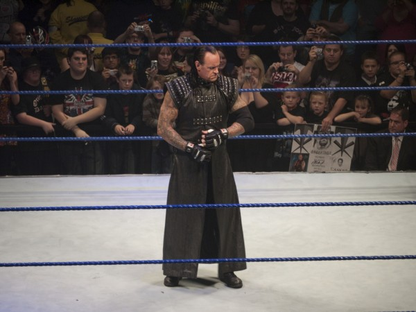 The Undertaker set to return on 900th episode of Smackdown Live