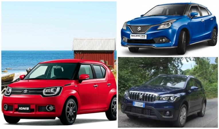 Maruti Suzuki upcoming cars