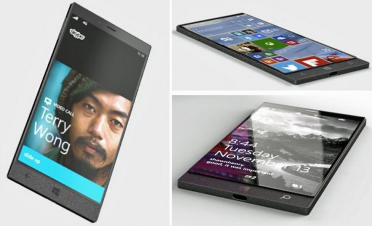 Microsoft Surface phone, images leak, Windows 10 Mobile, Surface mobile