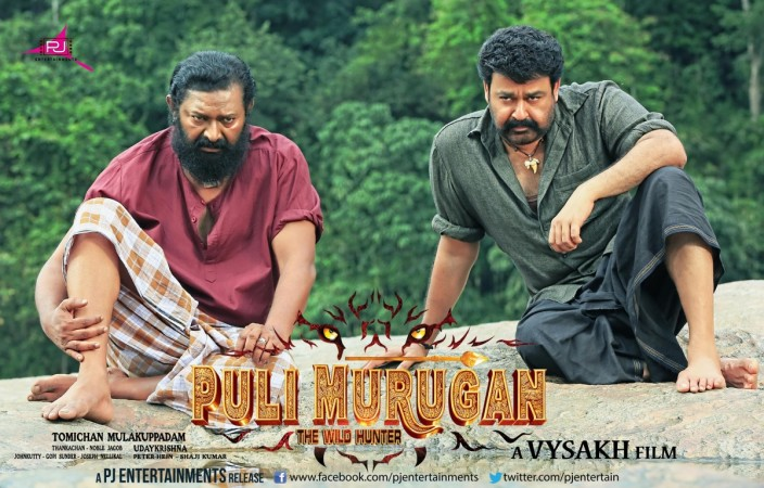 Pulimurugan surpasses the record of Oppam, JSR and Premam at the UK box office