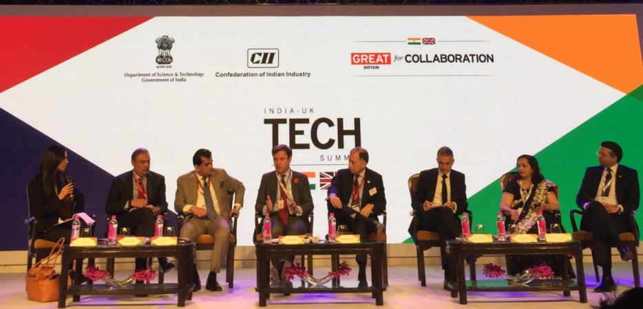 India-UK Tech Summit
