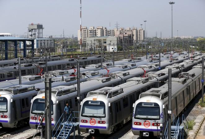 Delhi Metro Corporation Limited (DMRC)