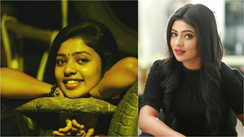 Actress Amala Rose Kurian