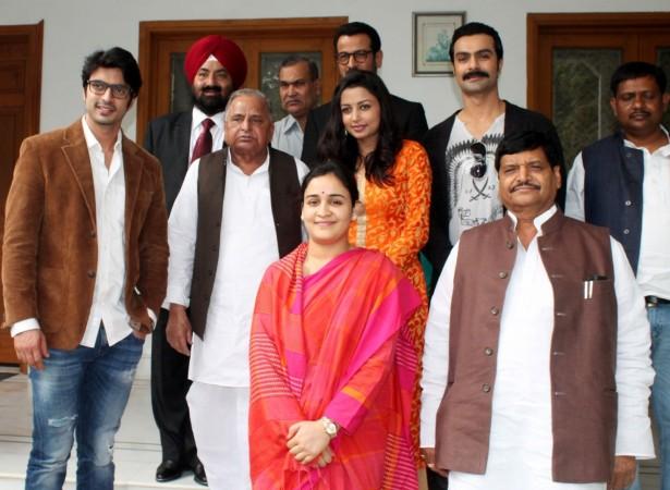 Mulayam Singh Yadav, Shivpal Yadav impressed by Ronit Roy's Dongri Ka Raja