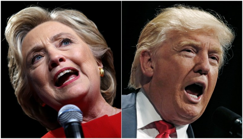 Donald Trump Vs. Hilary Clinton: US Presidential elections 2016