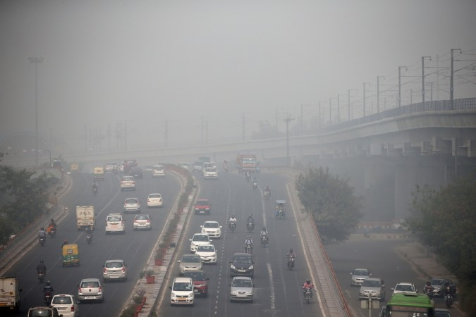 NGT pulls up Delhi, Punjab, Haryana over air pollution