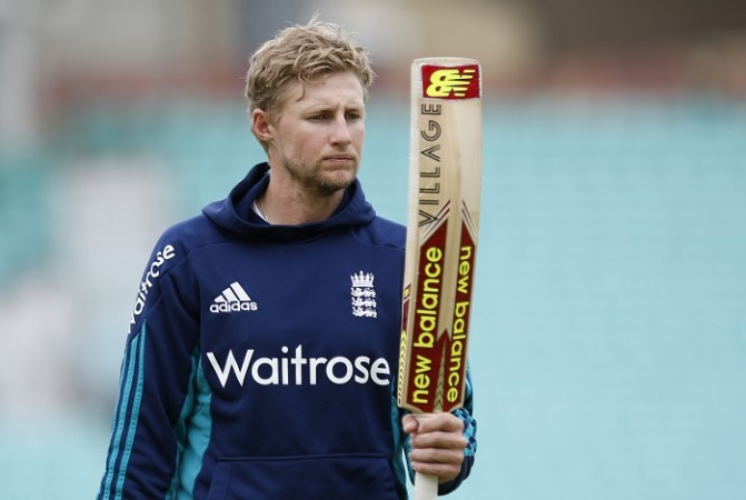 Joe Root England
