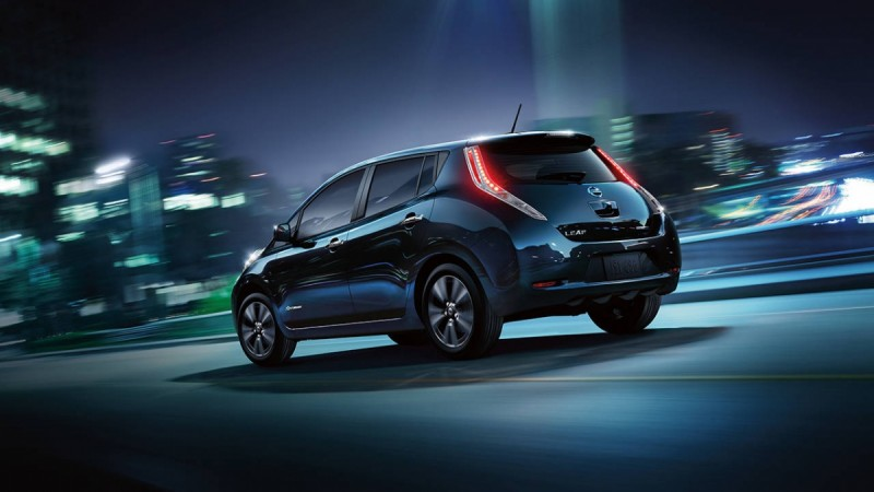 nissan leaf may come to india in 2018. Black Bedroom Furniture Sets. Home Design Ideas