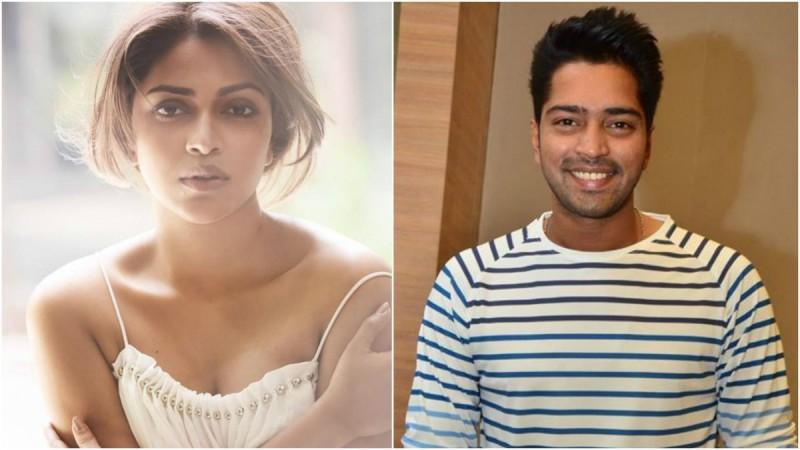 Amala Paul to romance Allari Naresh?
