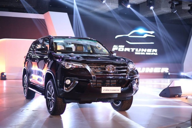 New Toyota Fortuner prices are introductory