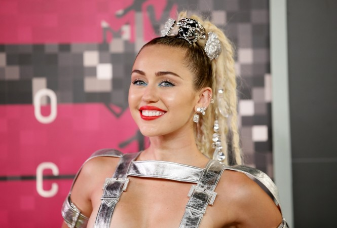 Miley Cyrus Goes All Benjamin Button With New Album Name