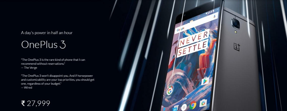 Android Nougat rollout: OnePlus 3 users to get it first in November with beta build; full OTA seeding before 2017