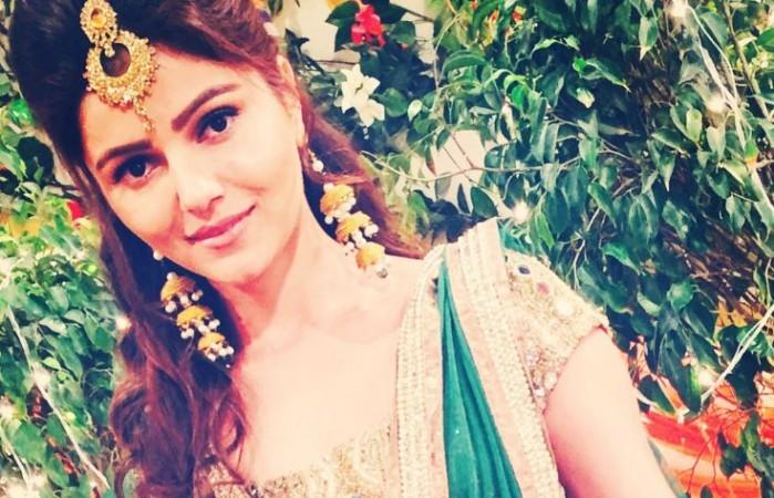 Shakti actress Rubina Dilaik
