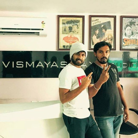 Sunny Wayn and Midhun Manuel Thomas join hands for Alamara