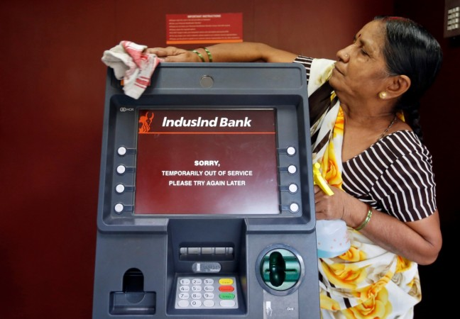 Bank ATM