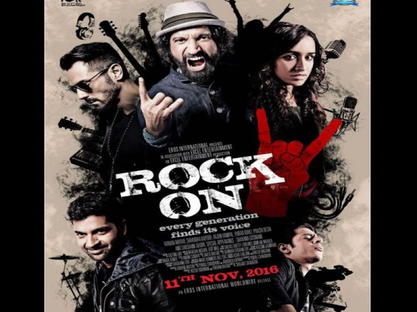 Rock On 2 day 1 box office collection: Farhan Akhtar and Shraddha Kapoor's film opens on a slow note