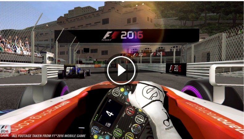 Formula 1 aka F1 2016 featuring all current circuit drivers available for download for iOS