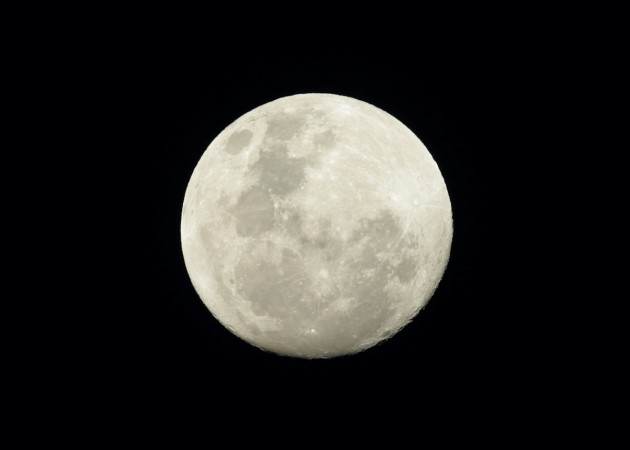 Full Wolf Moon 2017: How to Watch Full Moon This January