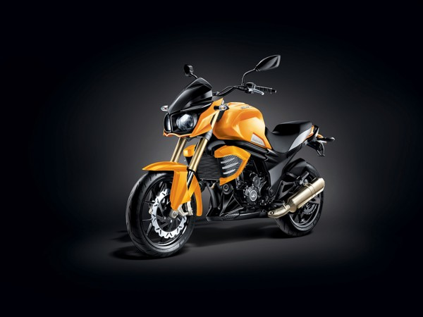 Mahindra Mojo gets new Sunburst Yellow shade
