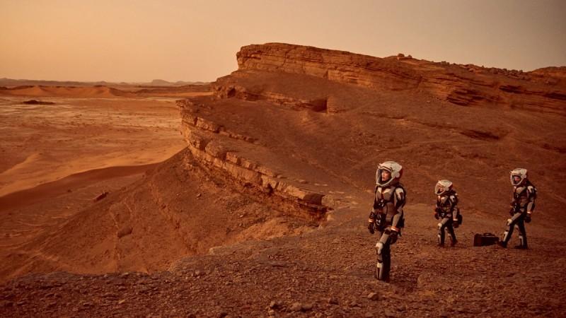 Mars TV series