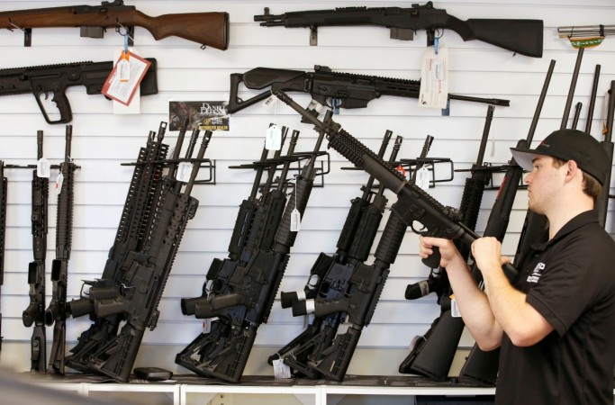 Rise in Ghost gun kits in US