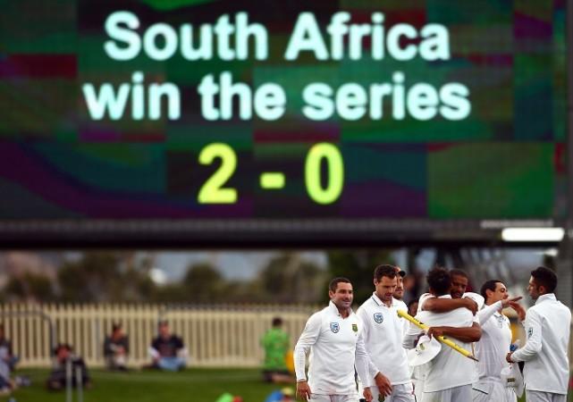 South Africa Australia