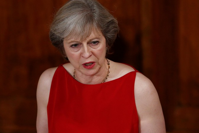 Theresa May: Change is in the air