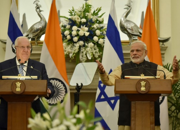 India, Israel to expand defence, security ties