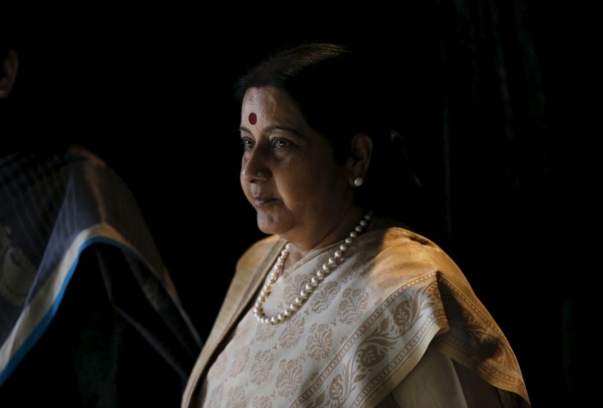 Sushma Swaraj, indian soldiers in uae