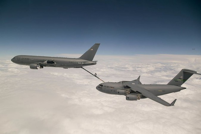 Boeing receives $2.1 billion contract mod for KC-46 production
