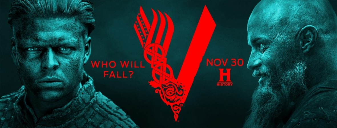 vikings season 4 part 2 spoilers ubbe and sigurd to move