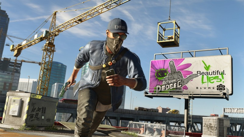 PSN user gets suspended for sharing in-game Watch Dogs 2 nudity