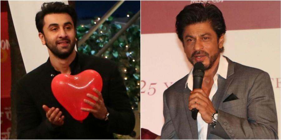 Ranbir Kapoor, Shah Rukh Khan