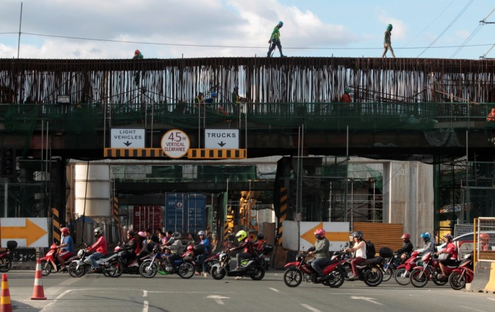 Philippines construction