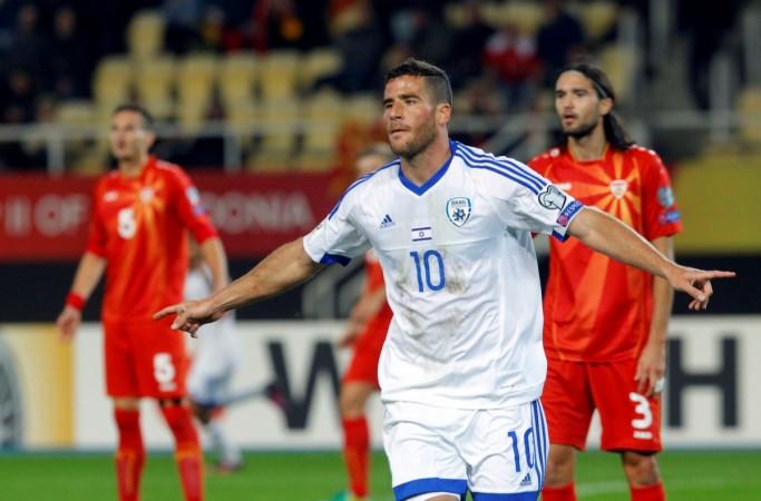 Israeli football team
