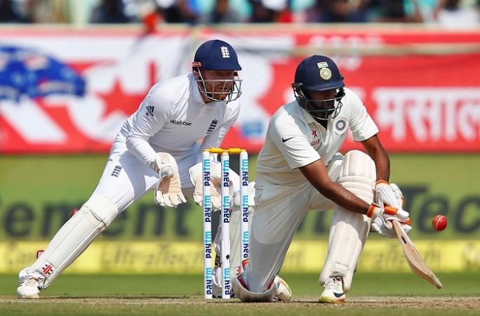 R Ashwin India Jonny Bairstow England