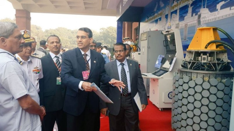 Indian Navy gets indigenous underwater systems