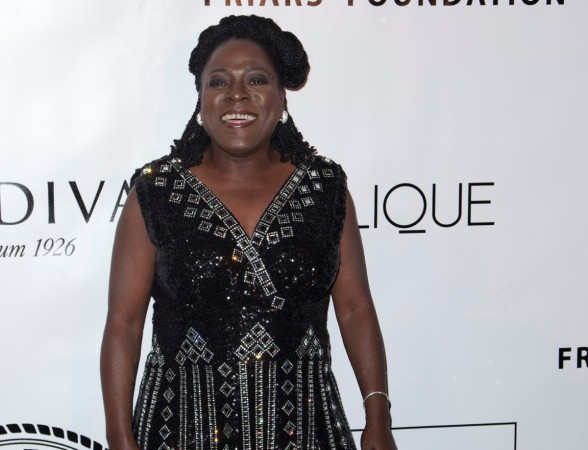 Singer Sharon Jones
