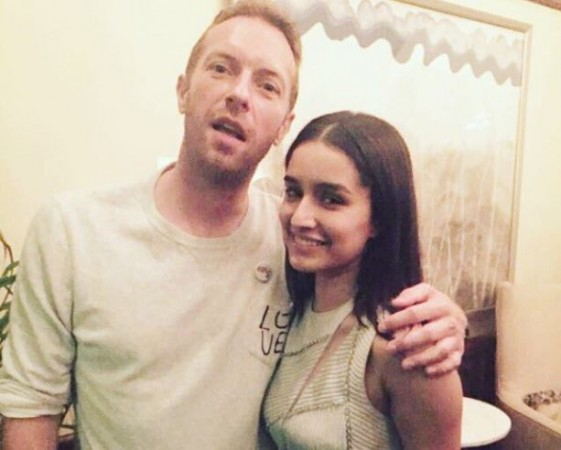 Coldplay's Chris Martin parties with Shah Rukh Khan, Shraddha Kapoor and other Bollywood celebs