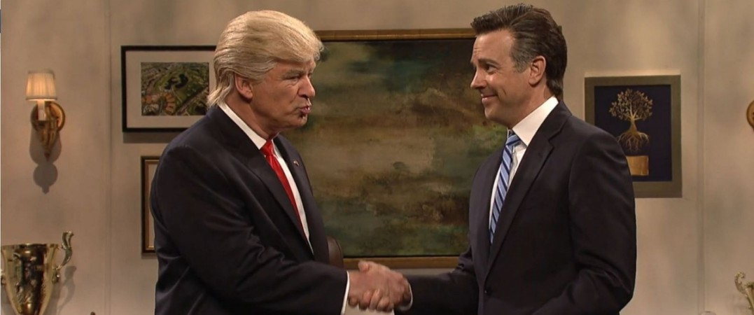 Alec Baldwin on SNL