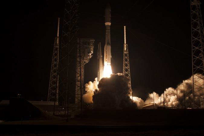 NASA launch GOES-R
