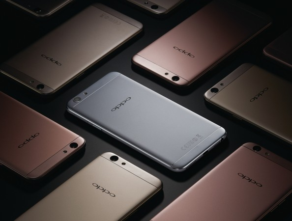 Oppo F1s upgraded version
