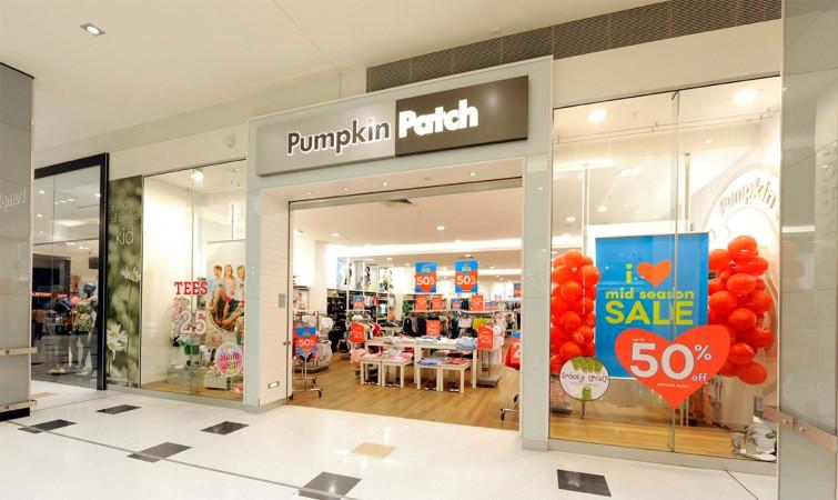 Pumpkin Patch store closures