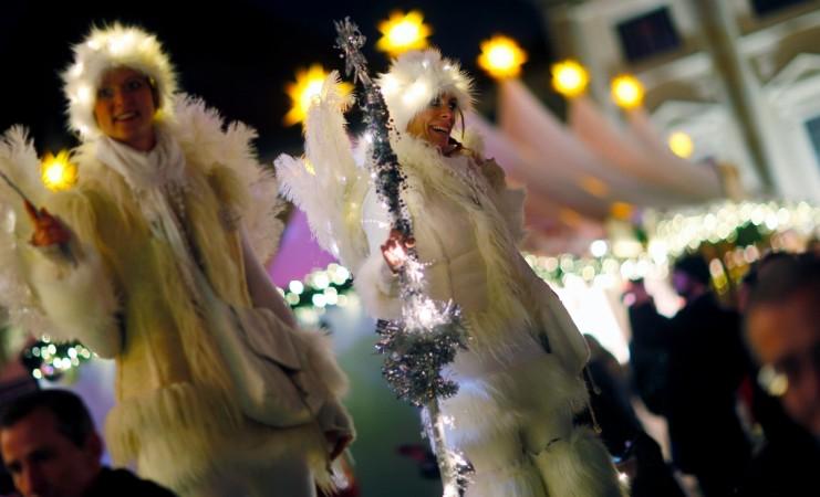 Terror threat to Christmas markets